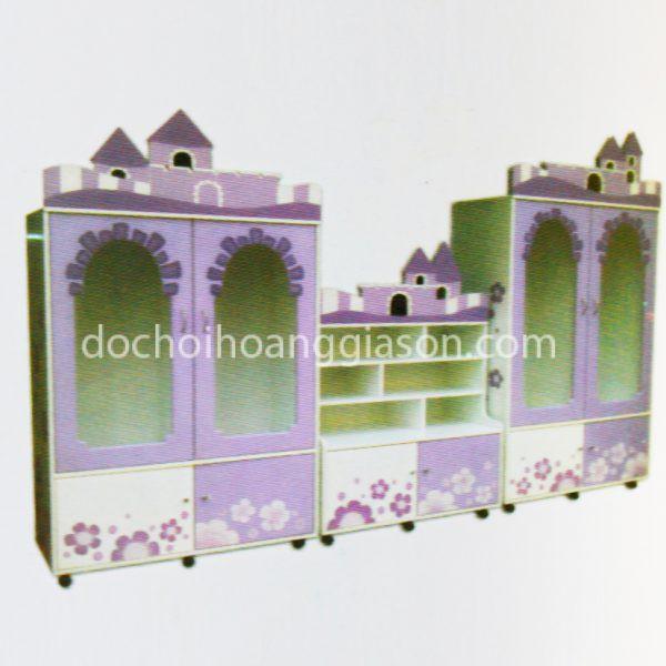 PCN7103 - Dàn tủ trang phục âm nhạc