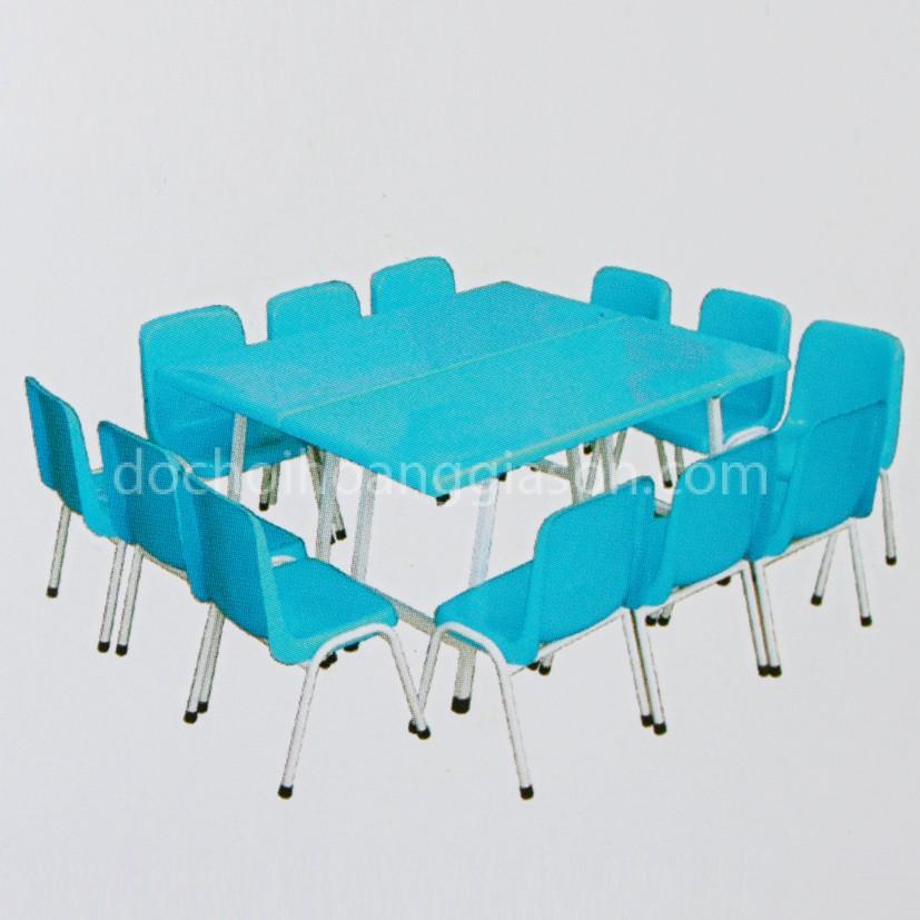 bàn-ghế-nhựa-hình-chữ-nhật