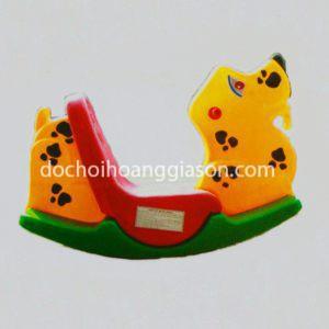NK1201 - Bập bênh con chó