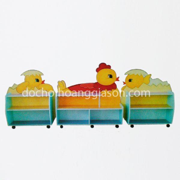 KGC3013- Dàn kệ đàn gà