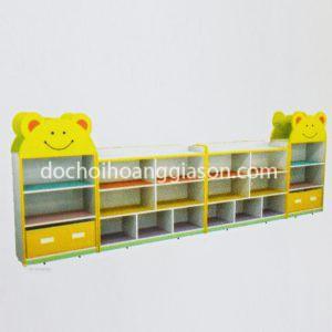 KGC3012- Dàn kệ con gấu