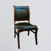 VP0526 - Ghế họp gỗ bọc nệm
