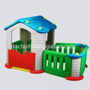 nhà banh mái nhà
