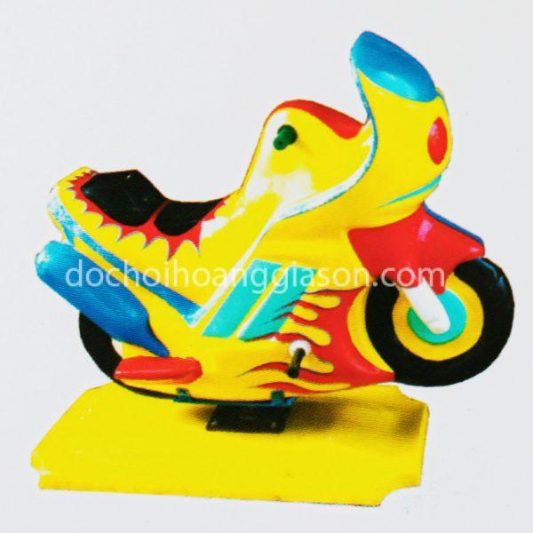 thú nhún moto đại