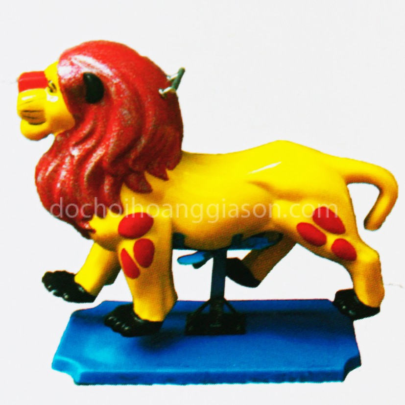 thú nhún sư tử đại